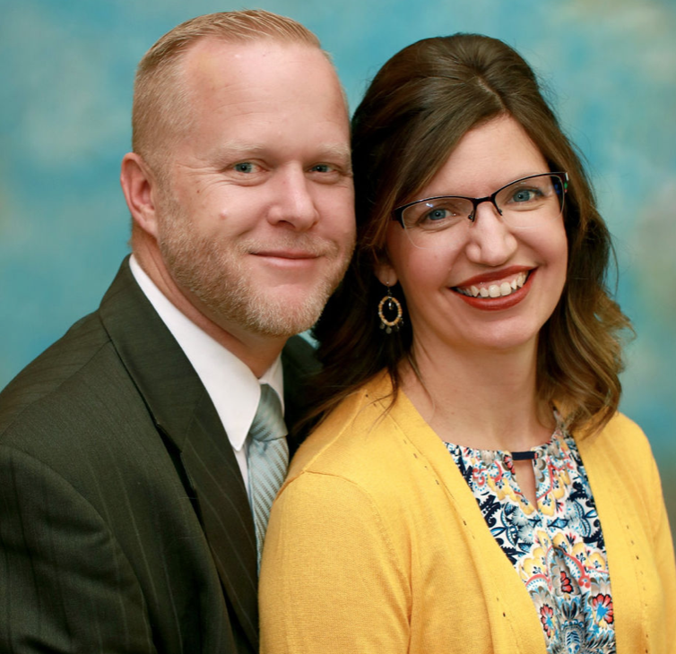 Asst. Pastor John Patterson and Wife Jennifer